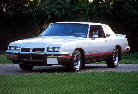 Pontiac Grand Prix 22 Aero Coupe  Fvl Thomass (1986)