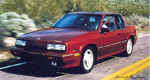Oldsmobile Cutlass Calais (1989)
