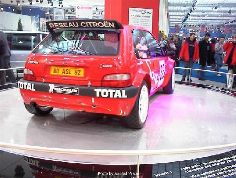 2000 Citroen Saxo Kit Car 3