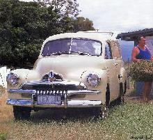 Holden Fj Panel Van (1954)