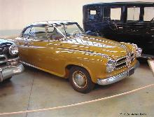 Borgward Isabella Coupe 3 (1957)