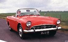 Sunbeam Alpine V (1957)