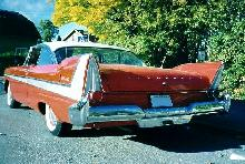 Plymouth Belvedere Sports Coupe  Rvl (1958)