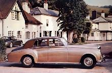 Bentley S2 Saloon Svr Rd  (1960)