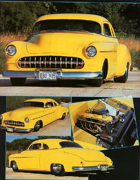 Chevrolet Custom Coupe1 (1950)