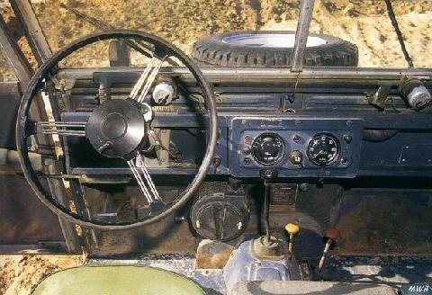 Land Rover Mki Mkii Mkiii Vehicle Summary Motorbase