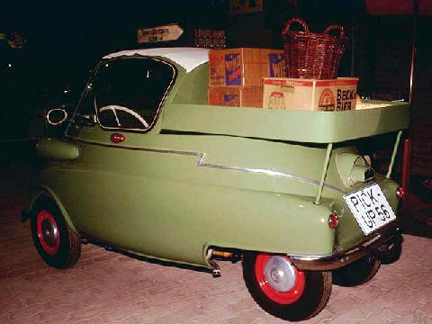 Bmw Isetta Pick Up (1956)