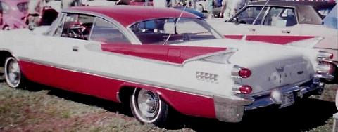 Dodge Custom Royal Hardtop Coupe  Rvl Dany (1959)