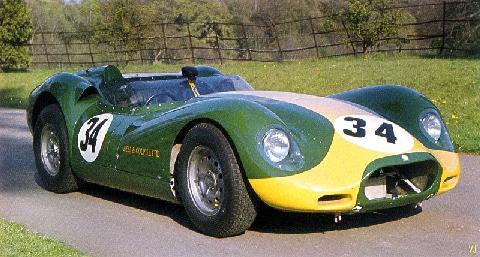 Lister Jaguar various Vehicle Summary Motorbase