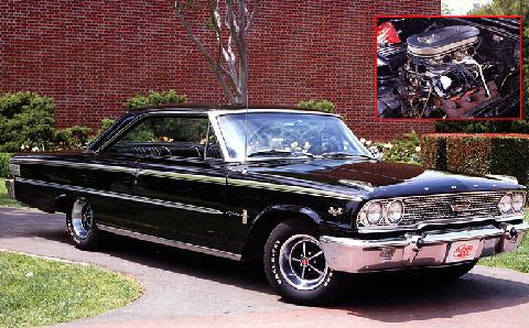Ford Galaxie 500 Coupe (1963)