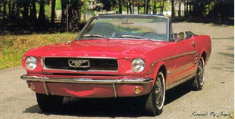 Ford Mustang 4 (1965)