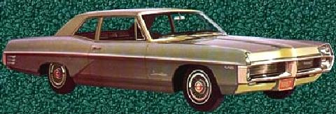 Pontiac Laurentian 2d Sedan Brochure Fvr  1967   Picture