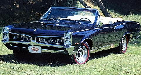 Pontiac Royal Bobcat GTO Convertible (1967)