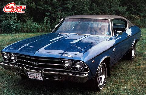 Chevy Chevelle Malibu Ss 396 1969 Picture Gallery