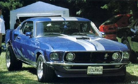 Ford Mustang GT (1969)