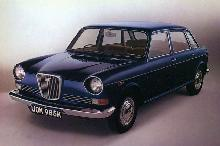 Wolseley Six Blue   LF 2 (1972)