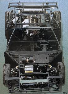 BMW M1 Chassis (1978)