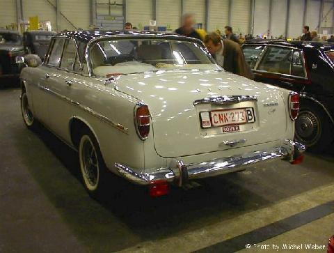 Rover 3,5 L Coupe 3 (1970)