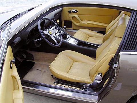 Ferrari 365 GTC 4 Coupe Grey InteriorL   (1971)