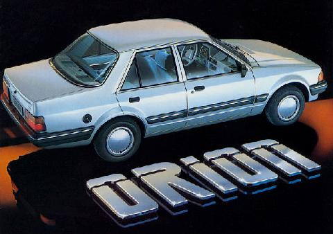 Ford EUR Orion  LF  (1983)