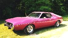 AMC Javelin Plum FVl   (1973)