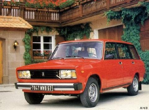 Lada 2104 Break Mwb  (1985)