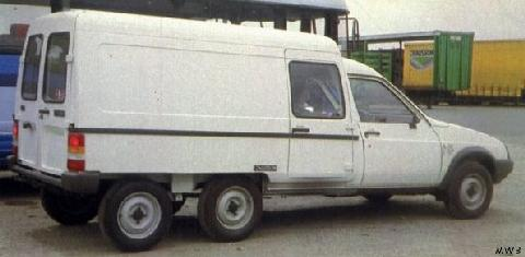 Citron C15 By Chausson Mwb  (1989)