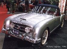 Nash Healey Roadstar 1952 Front three quarter view