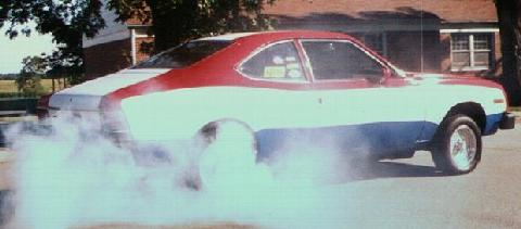 AMC Hornet Burnout   (1974)