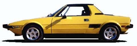 Fiat X1 9 X1 9 1500 Vehicle Summary Motorbase