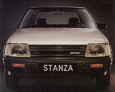 Datsun Stanza 1600 Vehicle Summary Motorbase