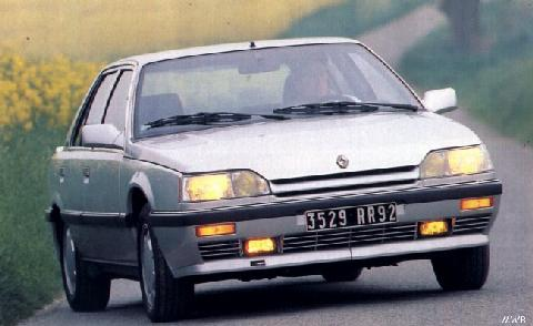 Renault 25 V6 Injection Mwb  (1988)
