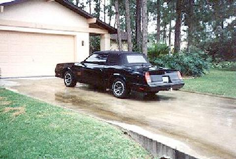 Monte Carlo Convertible Tp Up (1987)