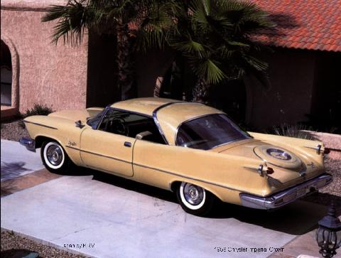 Chrysler Imperial Crown (1958)