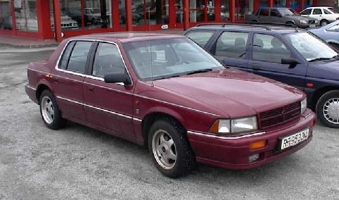 199x Chrysler Saratoga 2