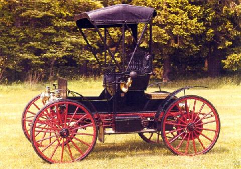 Sears Motor Buggy USA (1908)