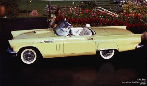 Ford T Bird KRM (1957)