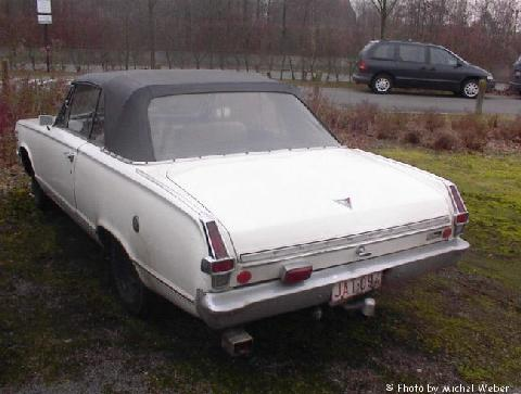 Plymouth Valiant Signet Convertible 3 (1966)