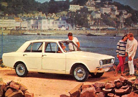 Sunbeam Minx  LF  (1968)
