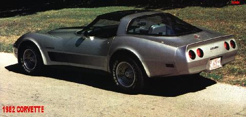 Corvette Coupe KRM (1982)