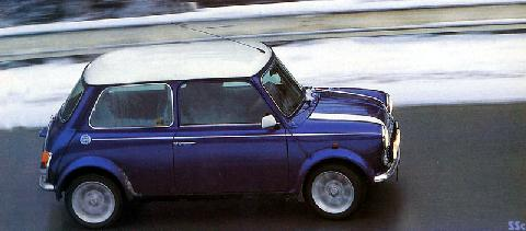 Rover Mini Cooper 1300  SSc  (1996)