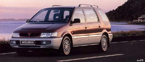 2000 Mitsubishi Space Wagon Mwb