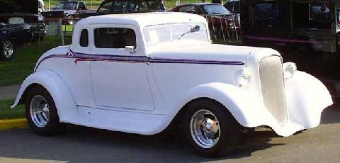 Dodge Coupe A (1934)