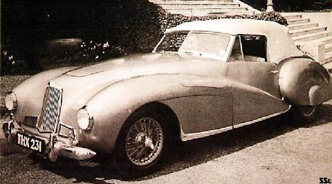 Aston Martin DB 1  SSc  (1947)