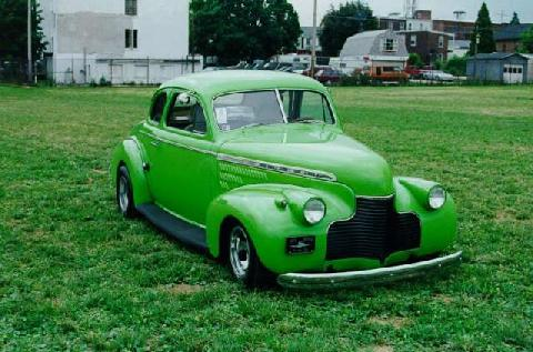 Chevy Coupe (1940)