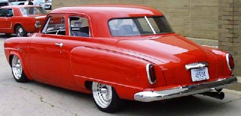Studebaker Coupe 114 (1950)