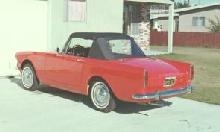 Sunbeam Alpine (1966)