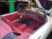 Sunbeam Alpine Series II 1961 Interior