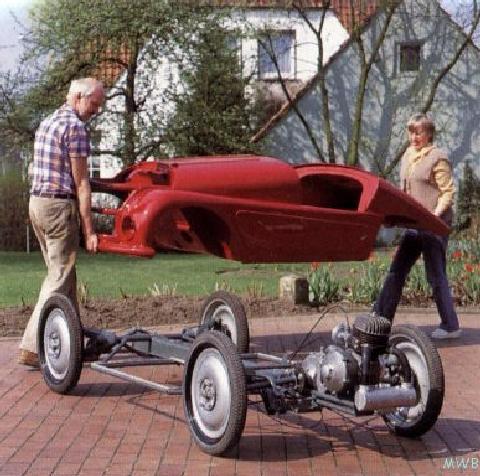 Peel P50 For Sale >> Kleinschnittger F125 - Motorbase