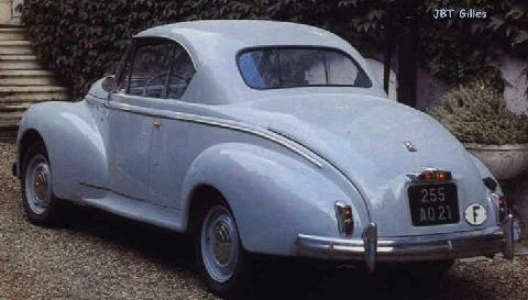 203 Coupe (1953)